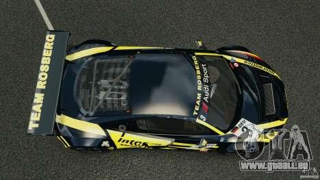 Audi R8 LMS pour GTA 4 est un droit