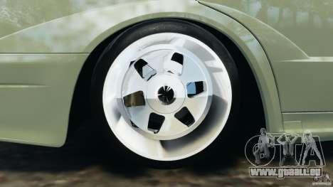 Mercedes-Benz 190E 2.3-16 sport für GTA 4 Seitenansicht