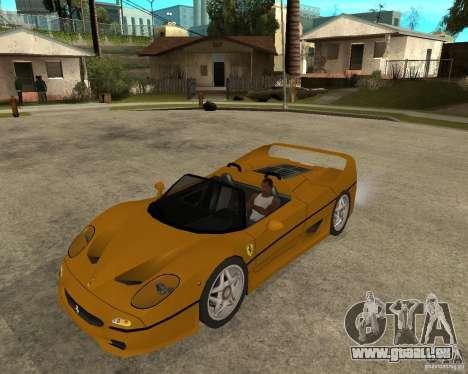 Ferrari F50 pour GTA San Andreas