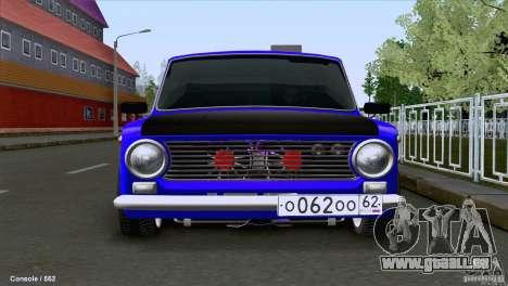 VAZ 2101 Coupe Loui für GTA San Andreas linke Ansicht