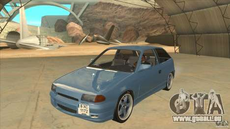 Opel Astra F Tuning pour GTA San Andreas