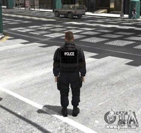 Ultimate NYPD Uniforms mod pour GTA 4