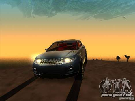 ENBSeries by Fallen v2.0 pour GTA San Andreas cinquième écran