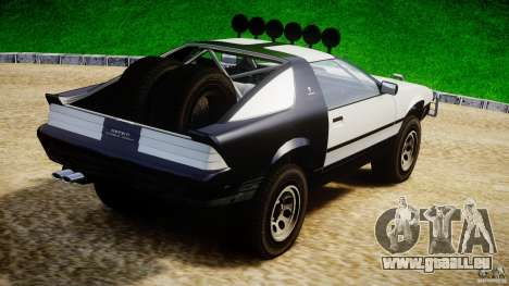 Ruiner Trophy Truck pour GTA 4