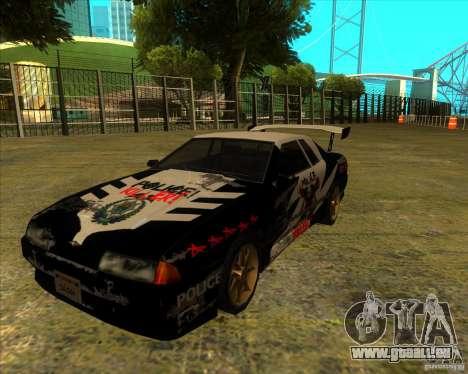 Elegie mit den neuen Spoilern für GTA San Andreas