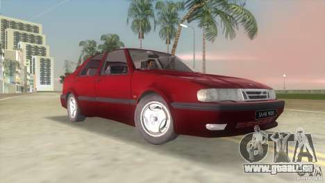 SAAB 9000 Anniversary v1.0 pour GTA Vice City