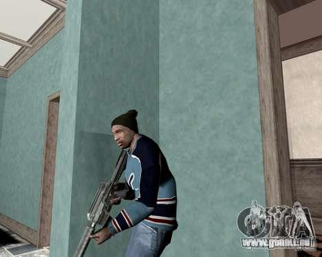 Capot du système pour GTA San Andreas deuxième écran