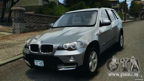 BMW X5 xDrive35d pour GTA 4