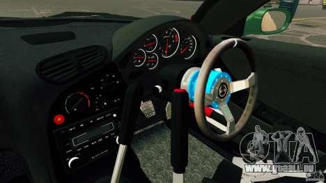 Mazda RX-7 pour GTA 4 Vue arrière