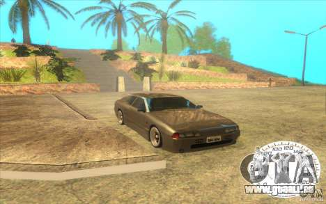 New Elegy Hatch 2011 pour GTA San Andreas