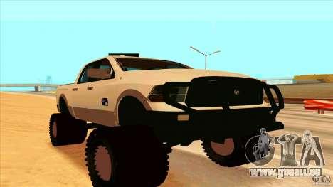 Dodge Ram 2500 4x4 pour GTA San Andreas