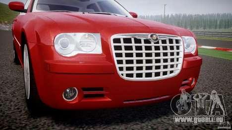 Chrysler 300C 2005 für GTA 4 Seitenansicht