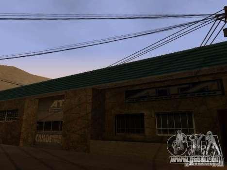 Le Village de Ivanovka pour GTA San Andreas