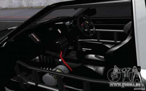 Toyota Corolla AE86 Shift 2 pour GTA San Andreas vue de côté