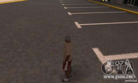 Nike Shoes für GTA San Andreas fünften Screenshot