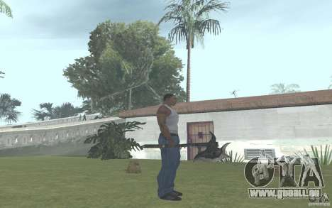 Skullaxe für GTA San Andreas zweiten Screenshot