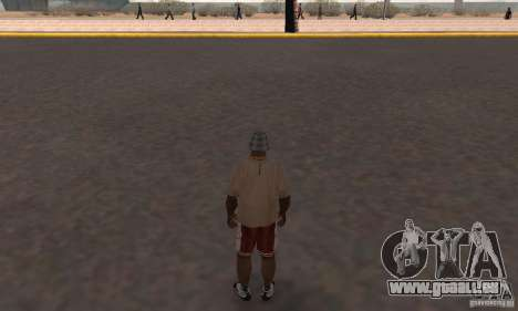 Nike Shoes für GTA San Andreas sechsten Screenshot