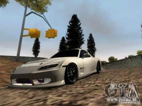 Mazda RX7 Tuning pour GTA San Andreas