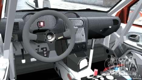 Renault Clio Sport für GTA 4 rechte Ansicht