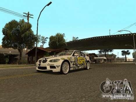 BMW M3 E92 Grip King für GTA San Andreas