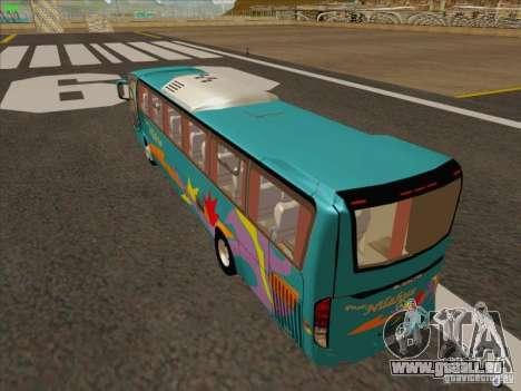 Mercedes-Benz Vissta Buss LO für GTA San Andreas Rückansicht