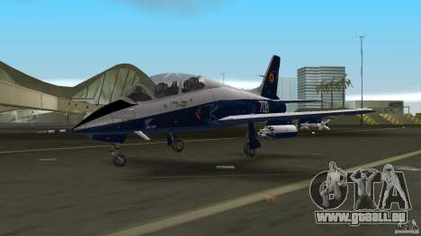 I.A.R. 99 Soim 708 für GTA Vice City linke Ansicht