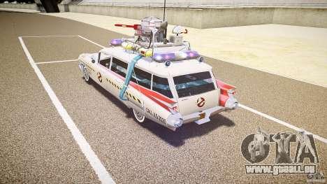 Ecto-1 (Ghost Hunters) Finale für GTA 4 rechte Ansicht