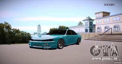 Nissan Silvia S14 JDM WAY für GTA San Andreas