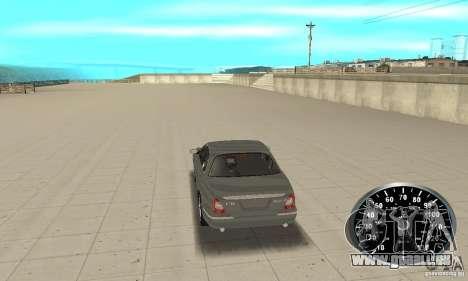 Compteur de vitesse v.2.0 pour GTA San Andreas