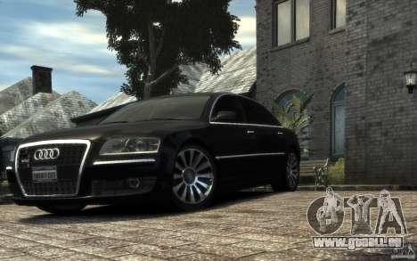 Audi A8 L 6.0 Quattro (Transporter 3) für GTA 4