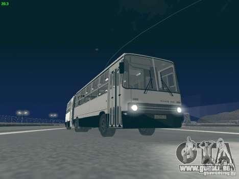 IKARUS 280.03 pour GTA San Andreas vue de côté