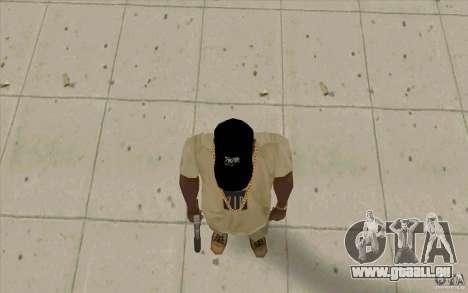 Bouchon d12 pour GTA San Andreas troisième écran