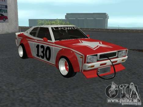 Nissan Laurel C 130 Bosozoku pour GTA San Andreas