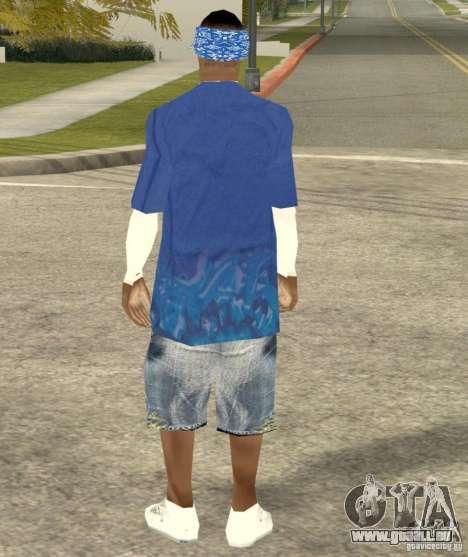 Compton Crips für GTA San Andreas her Screenshot