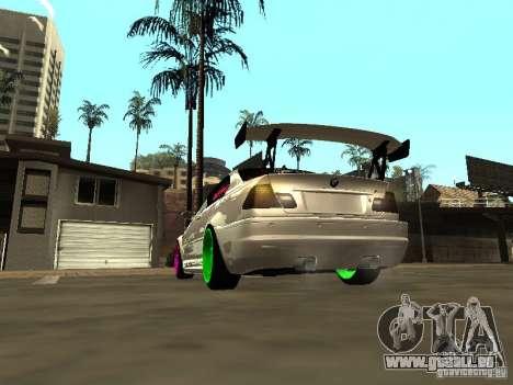 BMW M3 E46 v1.0 für GTA San Andreas linke Ansicht