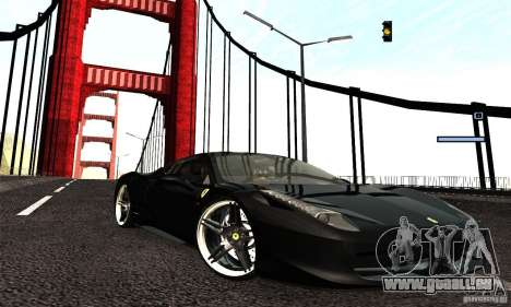 ENB Series 2013 HD by MR für GTA San Andreas dritten Screenshot