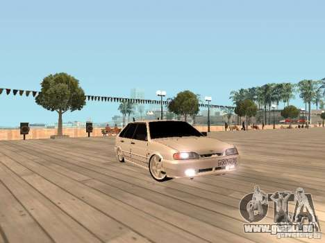 ВАЗ 2114 BÊTE pour GTA San Andreas
