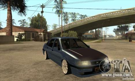 Opel Vectra A GSiTuning pour GTA San Andreas vue arrière