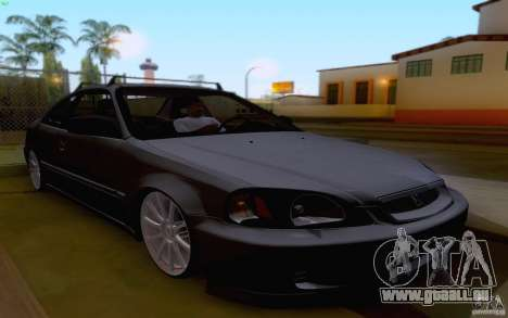 Honda Civic 1999 pour GTA San Andreas
