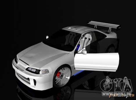 Honda Integra TUNING für GTA San Andreas linke Ansicht