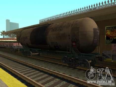Tank Nr. 68Z 53911384 für GTA San Andreas