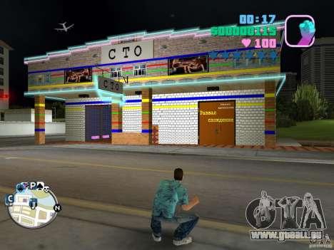 100-1-Auto-service für GTA Vice City zweiten Screenshot