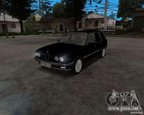 BMW 320i Touring 1989 pour GTA San Andreas