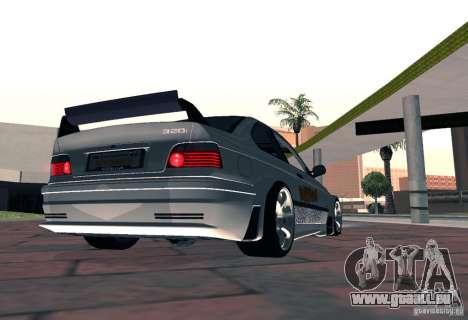 BMW M3 MyGame Drift Team für GTA San Andreas linke Ansicht