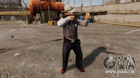 Jeff Bridges (Roy Palsifer) pour GTA 4 quatrième écran
