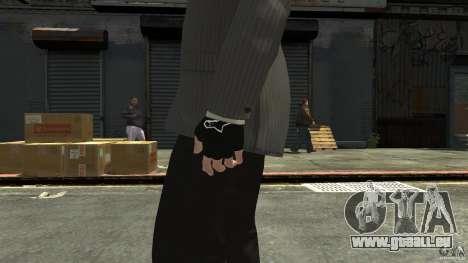 Gloves AlpineStar Dark pour GTA 4 secondes d'écran