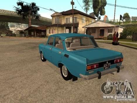 AZLK 2140 v2 für GTA San Andreas rechten Ansicht