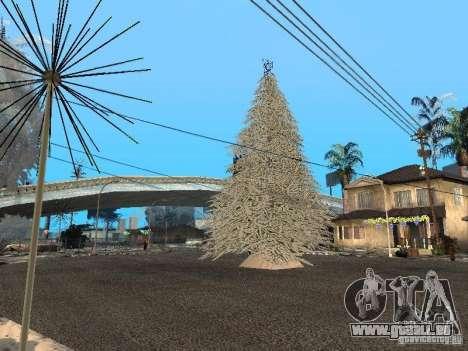 Silvester in der Grove Street für GTA San Andreas