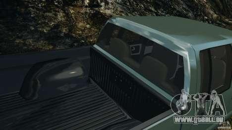 Chevrolet S-10 Colinas Cabine Dupla pour le moteur de GTA 4