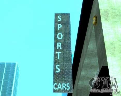 HD Motor Show pour GTA San Andreas sixième écran